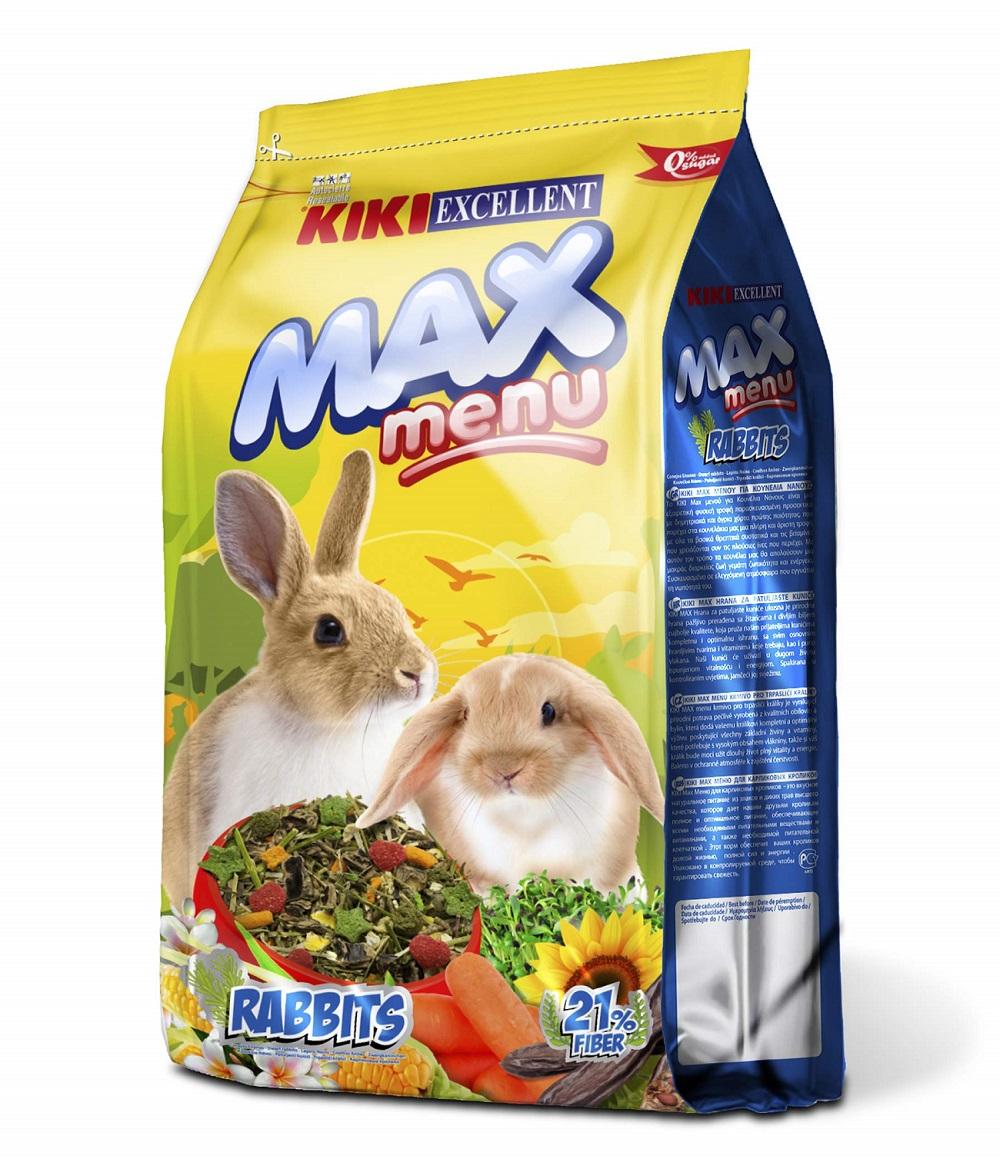 qué comen los conejos pienso