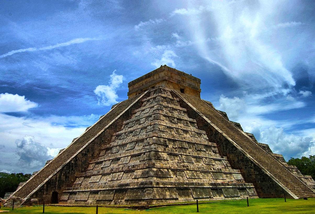 centros ceremoniales de los mayas