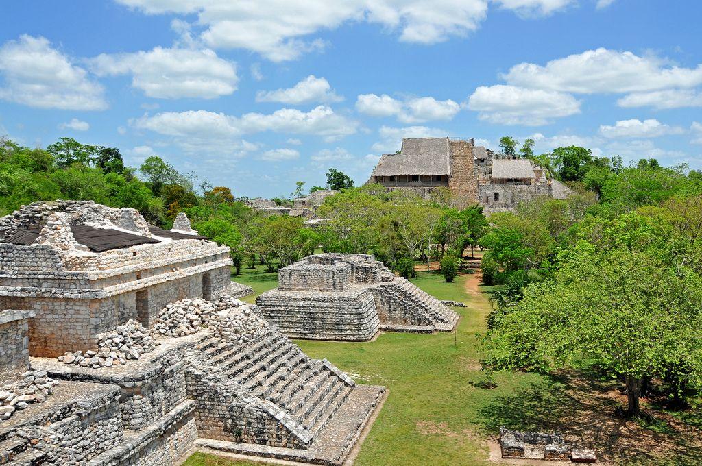 centros ceremoniales de los mayas ek balam