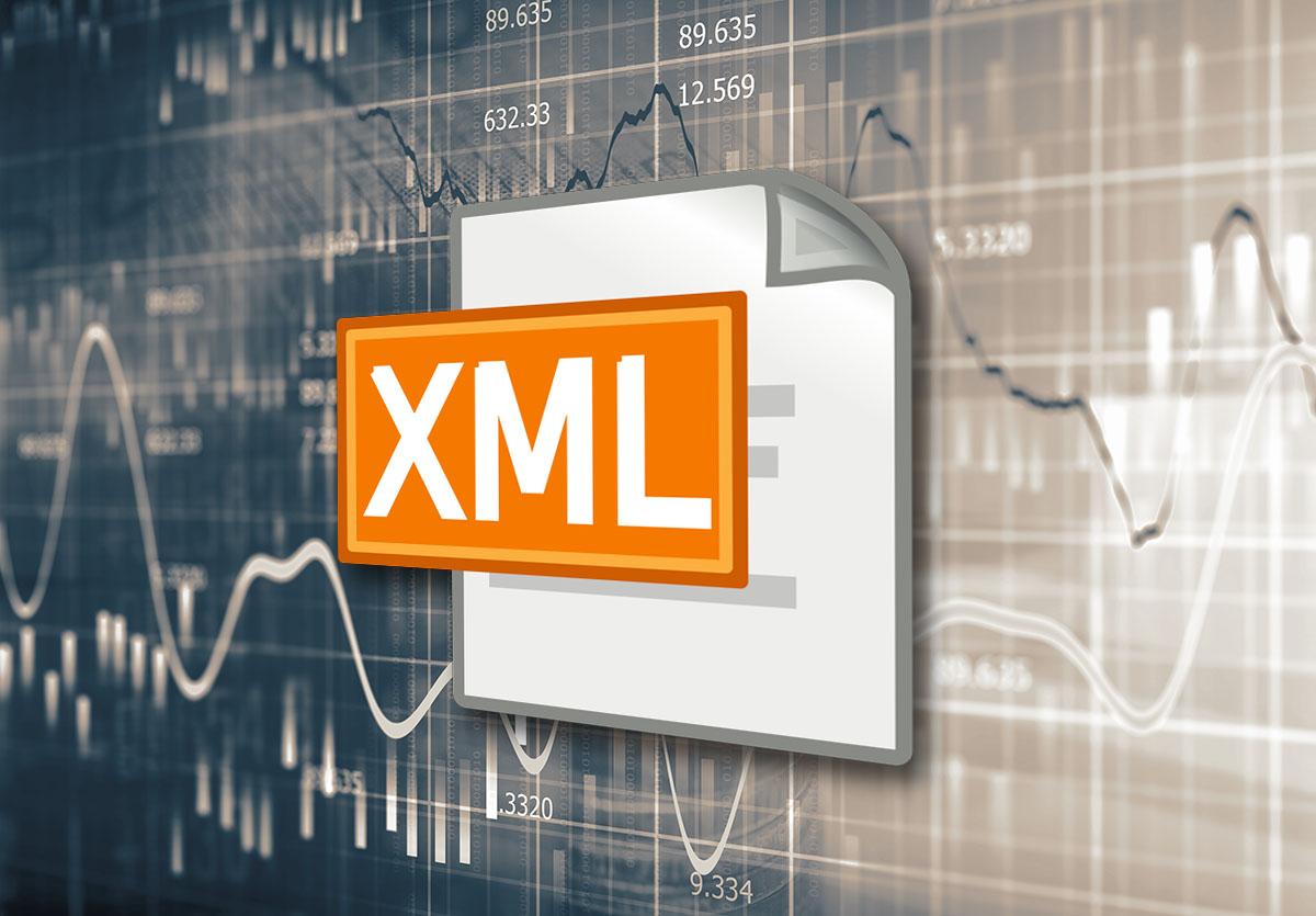 abrir archivos xml
