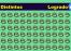 Imagen de Visión láser: localiza tres distintos 7