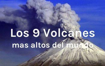 Imagen de ¿Dónde se encuentran los volcanes más altos del mundo? 11