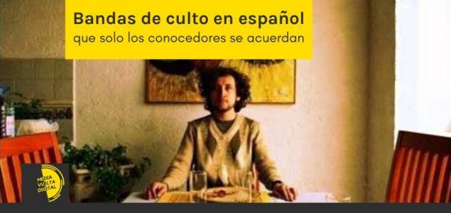 Imagen de Bandas de culto en español que solo los conocedores se acuerdan 8