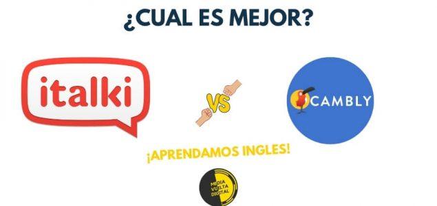 Imagen de Cambly o Italki: ¿Qué sitio web es mejor para aprender inglés? 10