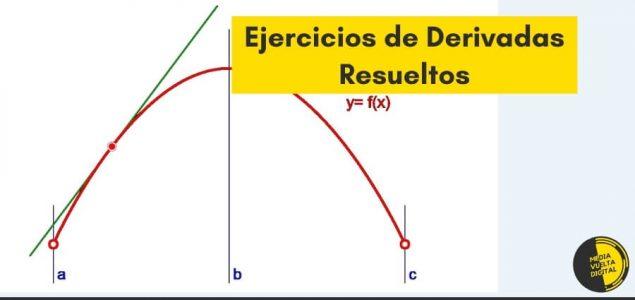 Imagen de Ejemplos de Ejercicios de Derivadas Resueltos 12