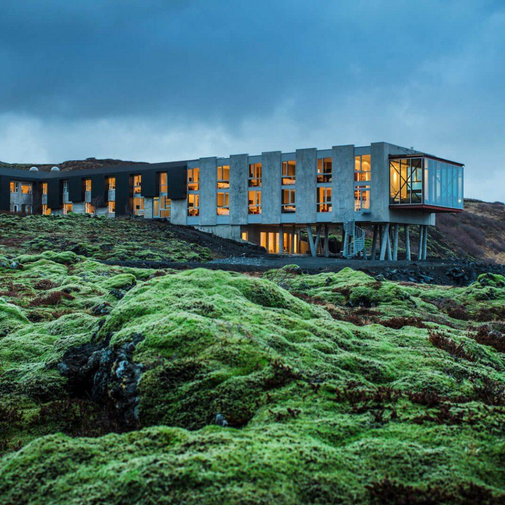 Ion Hotel en Selfoss, Islandia.