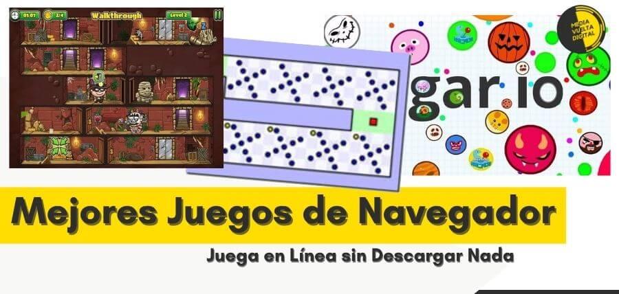 Imagen de Juegos Online para PC sin Descargar que no Podrás Dejar de Jugar 1