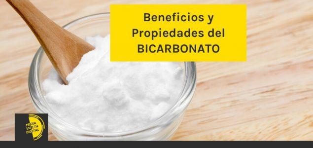 propiedades y beneficios del bicarbonato de sodio
