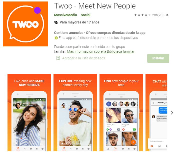 Imagen de Todo sobre Twoo - Red Social para Encontrar Pareja 13