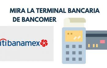 Imagen de Terminal Punto de Venta (TPV) Citanamex 24