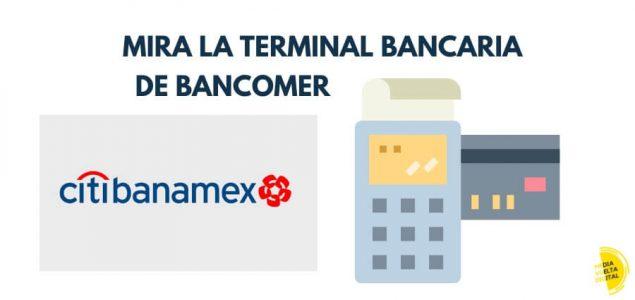 Imagen de Terminal Punto de Venta (TPV) Citanamex 7