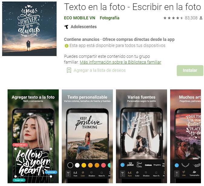 Imagen de Si quieres escribir sobre tus fotos, están son las mejores 5 aplicaciones 11