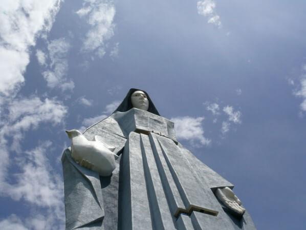 Imagen de Las 10 estatuas y esculturas más grandes del mundo 9