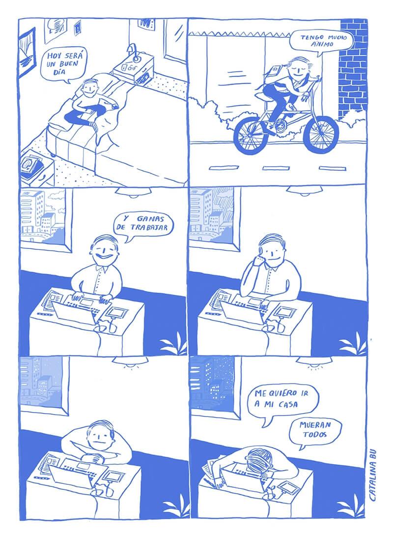 Imagen de Diario de un solo, el cómic para chavos deprimidos 22