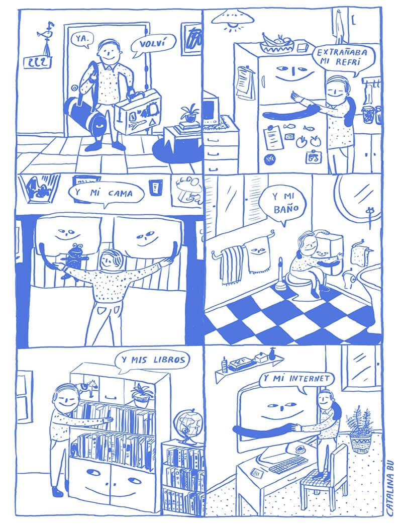 Imagen de Diario de un solo, el cómic para chavos deprimidos 40