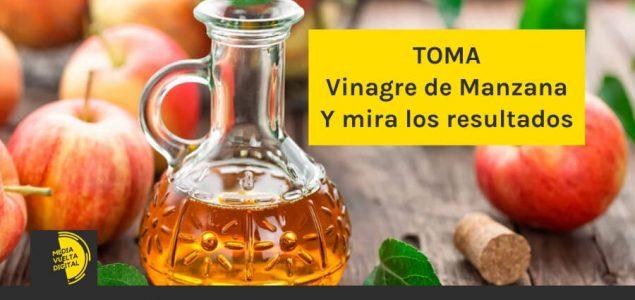 Imagen de 5 Beneficios de tomar vinagre de manzana en ayunas 7