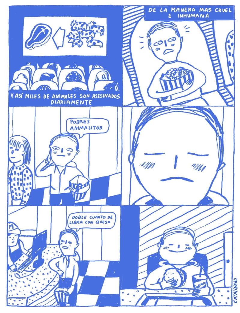 Imagen de Diario de un solo, el cómic para chavos deprimidos 18