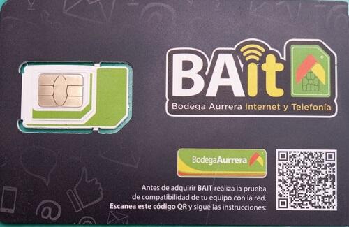 Imagen de Todo Sobre BAIT - Recargas, Chips y Planes de la nueva telefonía de Bodega Aurrera 11