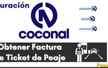 Coconal Facturacion