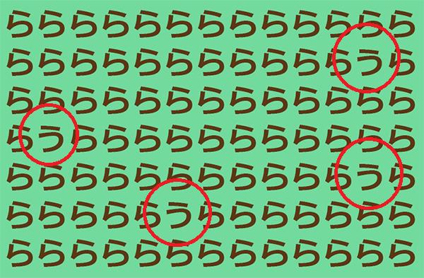 Imagen de Visión láser: localiza tres distintos 27