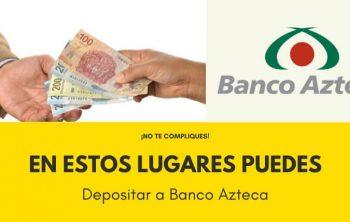 Imagen de ¿Donde puedo depositar a Banco Azteca? 9