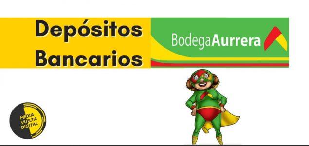 Imagen de Depósitos en Bodega Aurrera a Todos estos Bancos 12