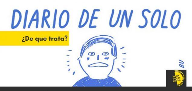 Diario de un solo, el cómic para chavos deprimidos