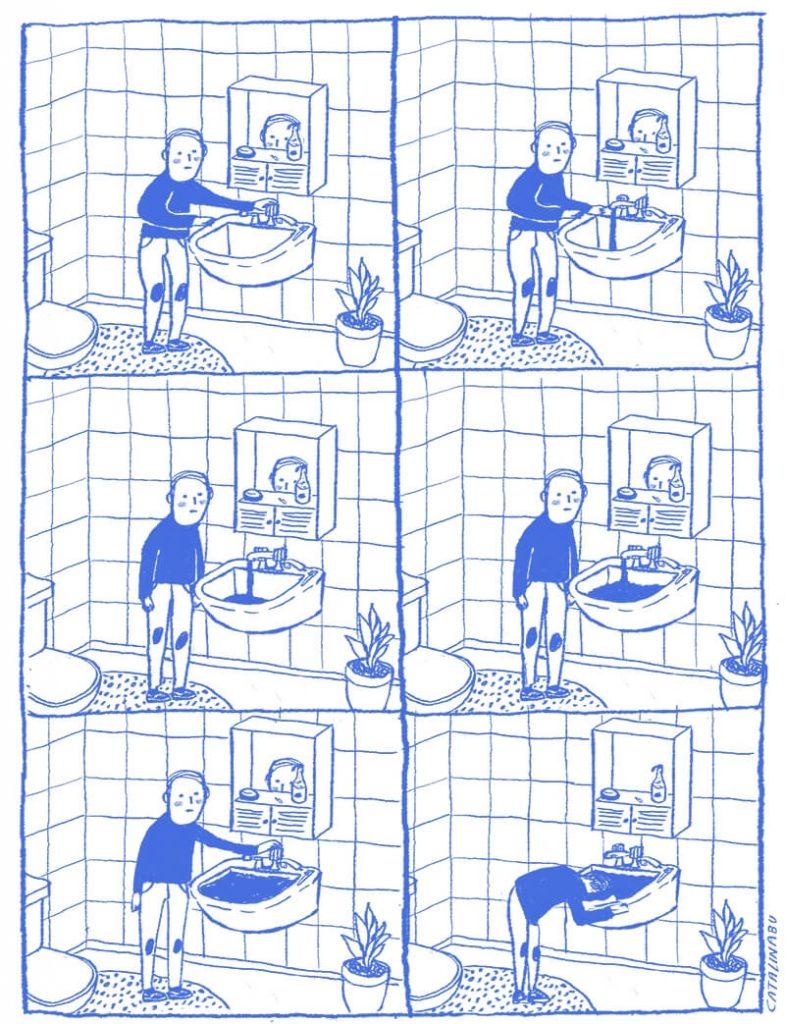 Imagen de Diario de un solo, el cómic para chavos deprimidos 38