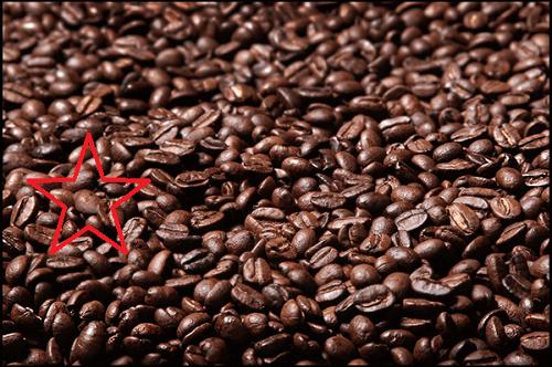 Imagen de Sí se puede: Encuentra el rostro camuflado entre los granos de café 14