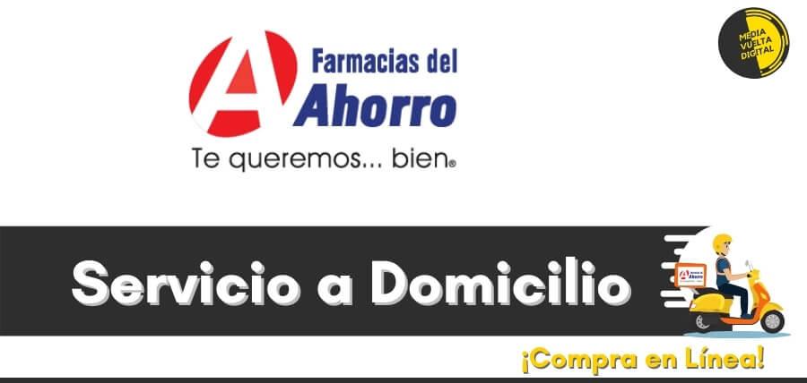 Imagen de Farmacias del Ahorro Servicio a Domicilio 3