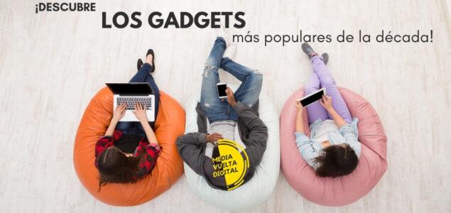 Imagen de Los gadgets más populares de la década 21