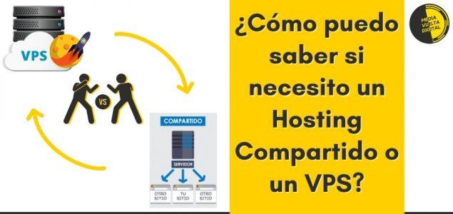 que elegir hosting compartido o hosting vps