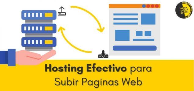Imagen de Hosting Efectivo para Subir Paginas Web a Internet 12