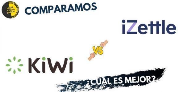 Imagen de KiWi vs iZettle ¿Cuál es Mejor? 6