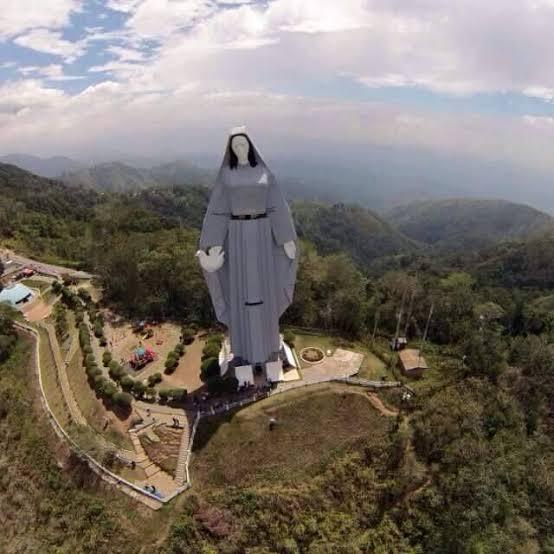Virgen María, Trujillo, Venezuela