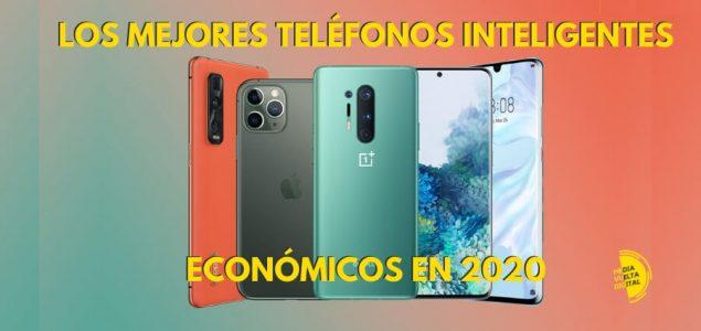 Imagen de Los mejores teléfonos inteligentes económicos en 2020 8