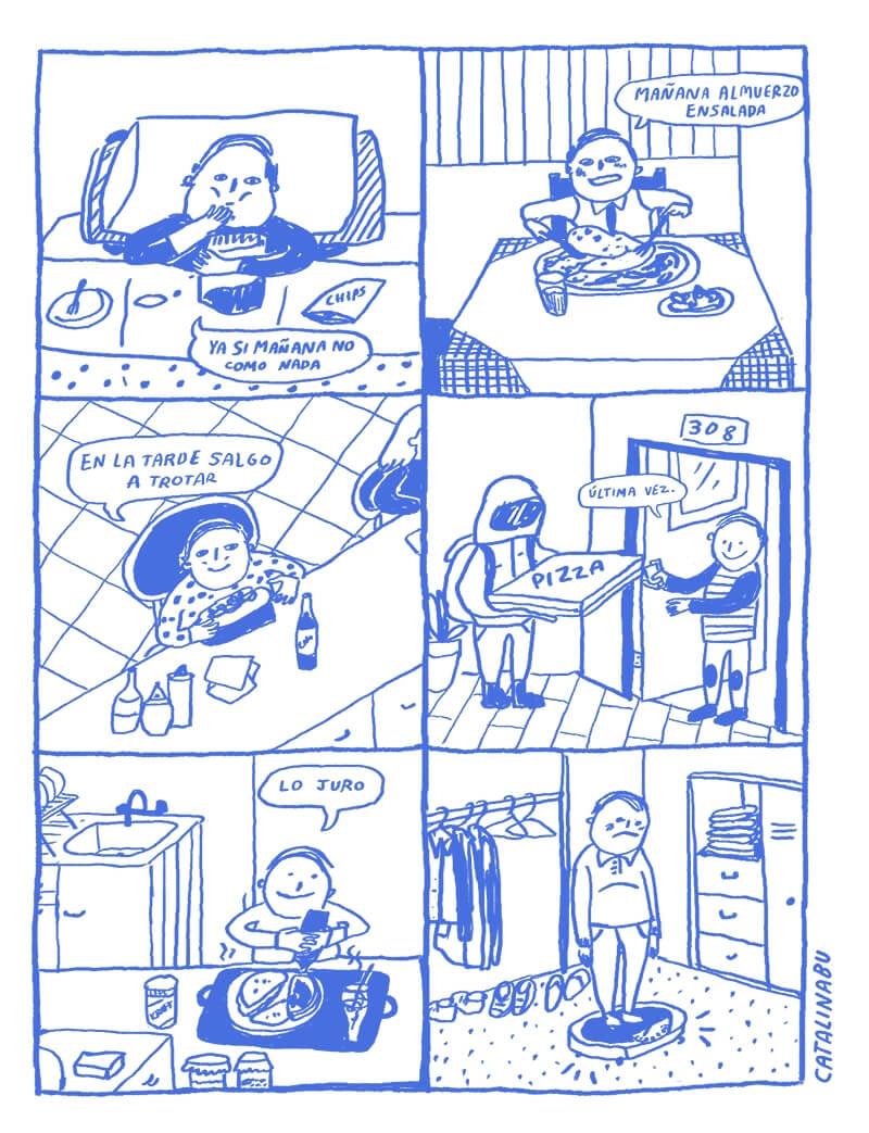Imagen de Diario de un solo, el cómic para chavos deprimidos 10