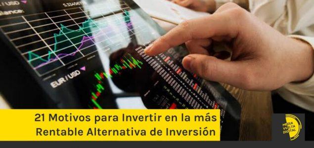 Opciones Binarias: 21 Motivos para Invertir en la más Rentable Alternativa de Inversión