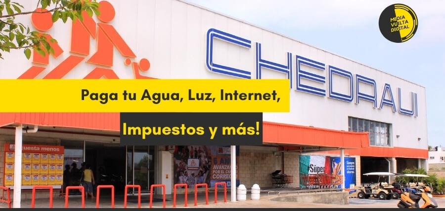 Imagen de Paga tus Servicios en Chedraui, Agua, Luz, Internet, Impuestos y mucho mas 15