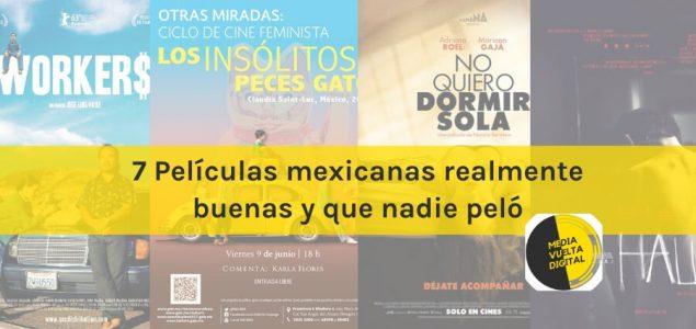 Imagen de Películas mexicanas realmente buenas y que nadie peló 13