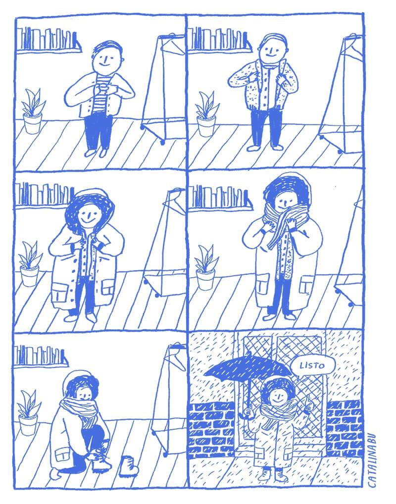 Imagen de Diario de un solo, el cómic para chavos deprimidos 39