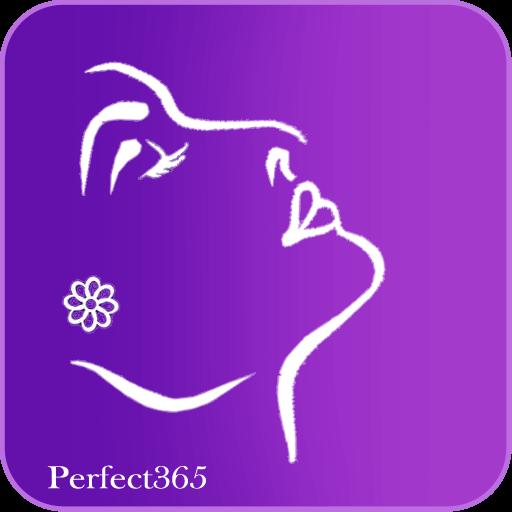 Imagen de Maquillaje perfecto con la App Perfect365: Cara maquillaje 8