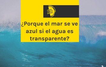 Imagen de Si el agua es incolora, ¿por qué el mar es azul o verde? 35