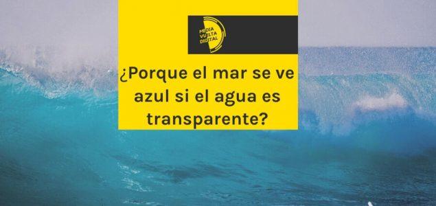 Imagen de Si el agua es incolora, ¿por qué el mar es azul o verde? 10