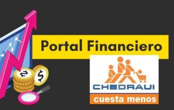 portal financiero chedraui