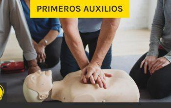 como aplicar primeros auxilios
