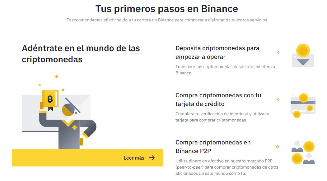 Imagen de Binance Que es y Como Funciona en México y Latam 11