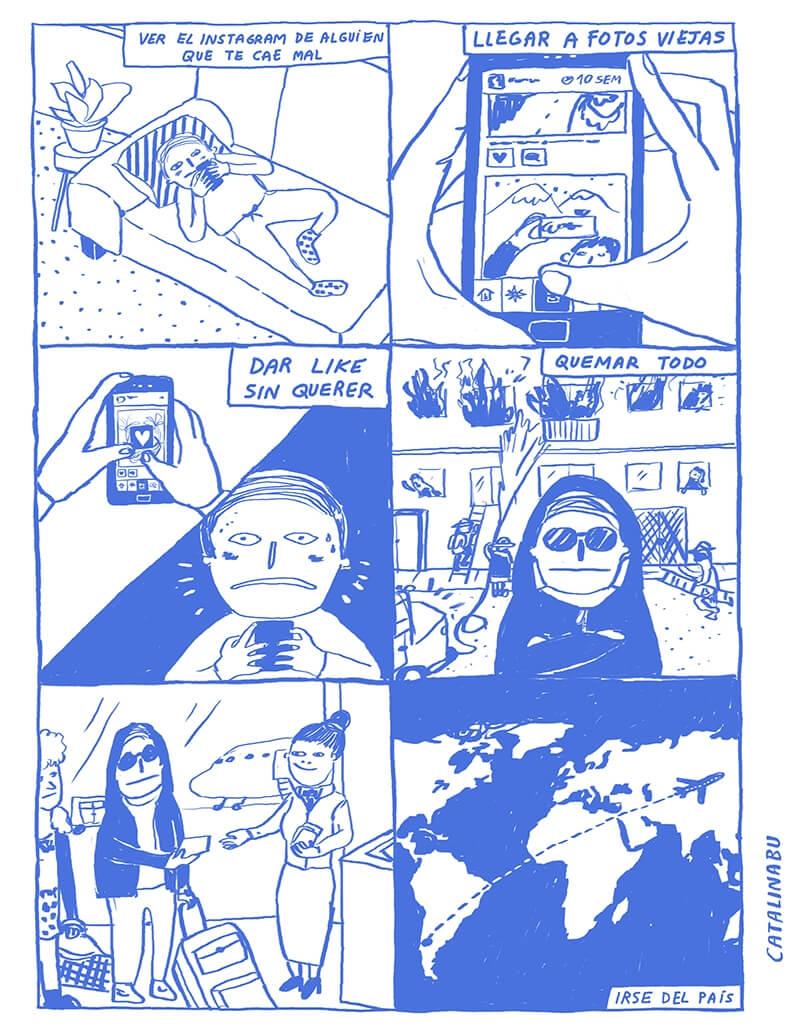 Imagen de Diario de un solo, el cómic para chavos deprimidos 34