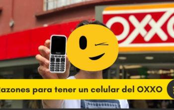 Imagen de Razones para tener un celular del OXXO 8