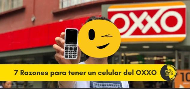 Imagen de Razones para tener un celular del OXXO 9